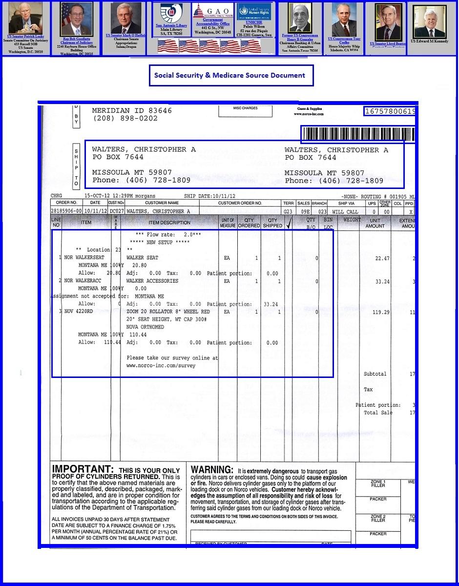 norco inc medical supplies 2850 stockyard road missoula mt 59808 406 728 6362 fax 406 549 2559