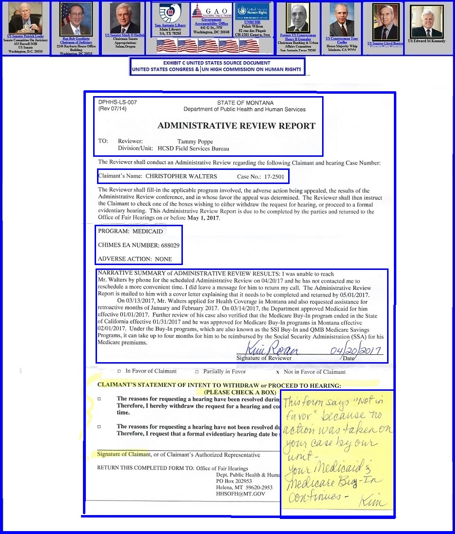 Exhibit page 71 april june 2017 index19m montana department of public health and human services po box 202295 2401 colonial drive 3rd floor helena mt 59620 2953 406 444 1178 fax 406 444 3980 falaconquin